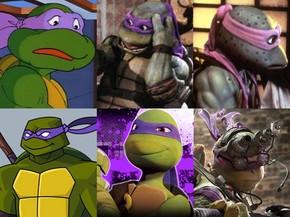Tartarugas Ninja Mudaram Visual Em 30 Anos De Historia Veja Fotos