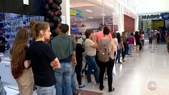 Black Friday é a segunda data comercial de maior lucro no Rio Grande do Sul, dizem lojistas