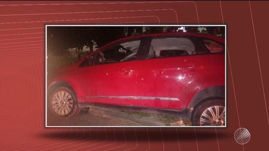 Cinco pessoas da mesma família são mortas a tiros em estrada na Bahia; grávida está entre vítimas