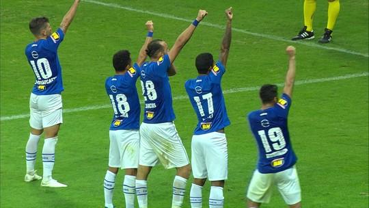 """Presidente vê Cruzeiro """"estruturado"""" por três títulos: """"Vamos ter bons resultados"""""""