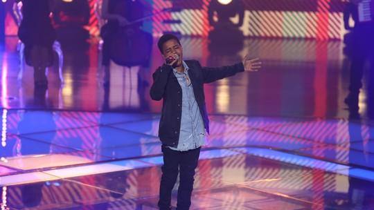 Juan Carlos Poca agradece participação na final do 'The Voice Kids': 'Foi um privilégio'