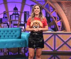 Tatá Werneck comanda o 'Lady night' | Gianne Carvalho/Multishow