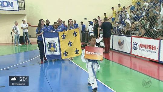 Ibaté vence Trabiju na abertura da 23ª Taça EPTV Central de Futsal