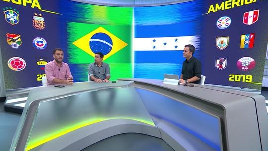 """Jornalistas criticam presença do pai de Neymar em vestiário da Seleção: """"Errou o Tite"""""""