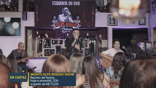 Sertanejo, música instrumental, pagode e pop: as dicas do fim semana na região de Ribeirão