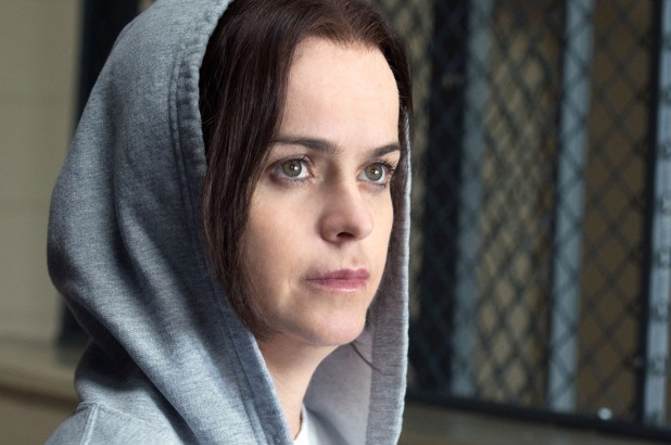 Taryn Manning em Orange is the New Black (Foto: Divulgação)