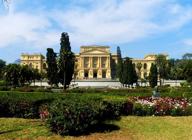 Parque da Independência (Foto: Reprodução/checkinsp)
