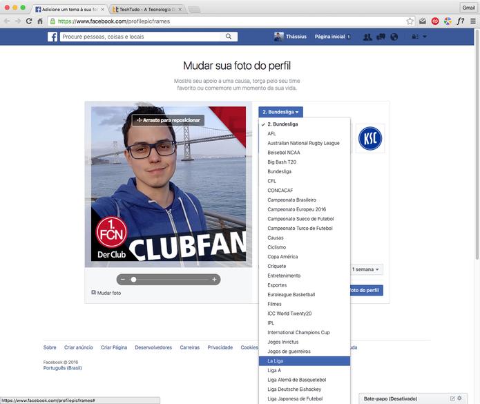 Facebook Libera Filtro Para Foto De Perfil Com Tema Das Olimpiadas