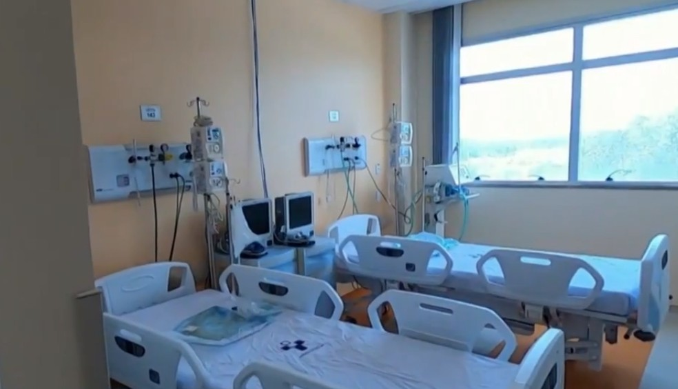 Covid-19: Bahia registra maior número de pacientes em UTIs pelo segundo dia consecutivo — Foto: Reprodução/TV Bahia