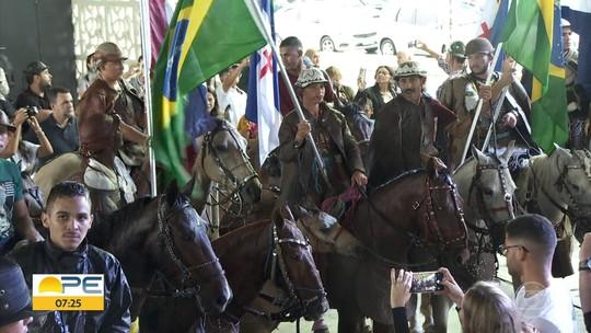 Missa do Vaqueiro é realizada pela primeira vez no Recife
