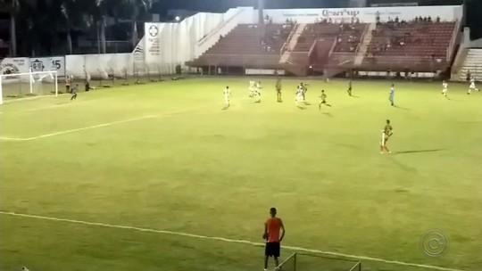 Tupã vence do América de Rio Preto por 1 x 0