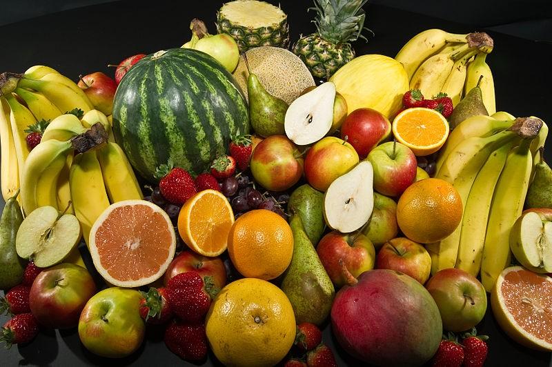 frutas (Foto: Wikipedia)