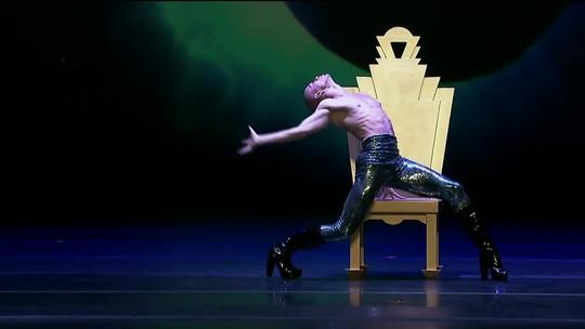 Balé da Cidade de São Paulo faz homenagem a David Bowie