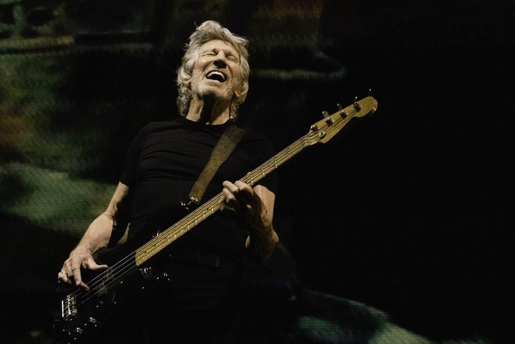 Roger Waters — Foto: Kate Izor