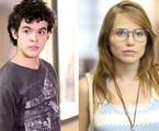 Guilherme Logo e Letícia Colin | Reprodução