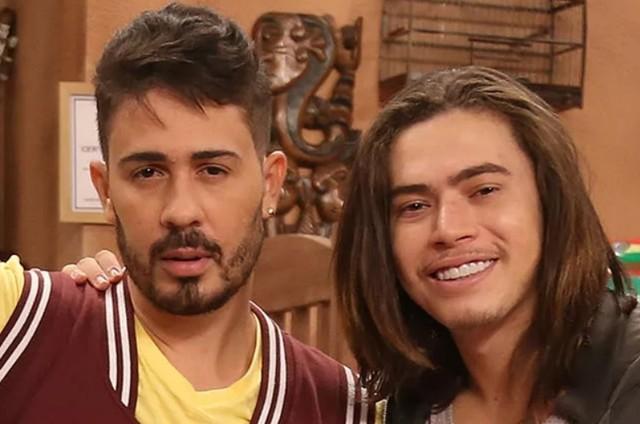 Carlinhos Maia e Whindersson (Foto: Divulgação/Multishow)