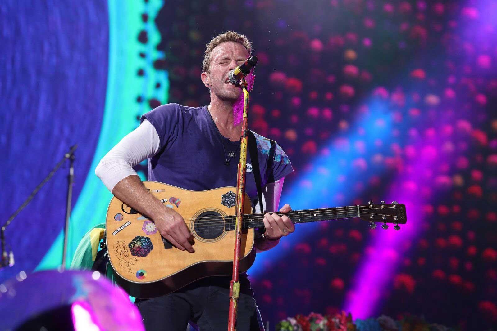 Coldplay anuncia álbum duplo 'Everyday life' para o dia 22 de novembro - Notícias - Plantão Diário