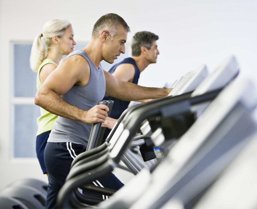 Exercícios mantém a atividade cerebral em alta, diz treinador (Foto: Getty Images)