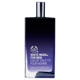 The Body Shop White Musk Eau de Toilette, amadeirado, 100 ml, R$ 149,00. Foto: Divulgação
