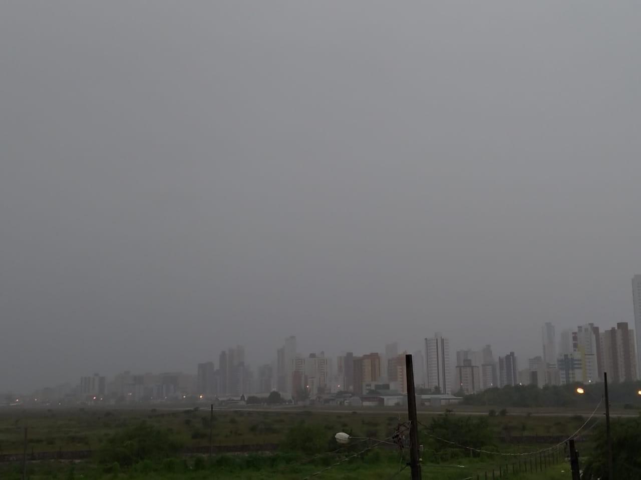 Acompanhe a situação das chuvas nesta sexta-feira (14), em João Pessoa