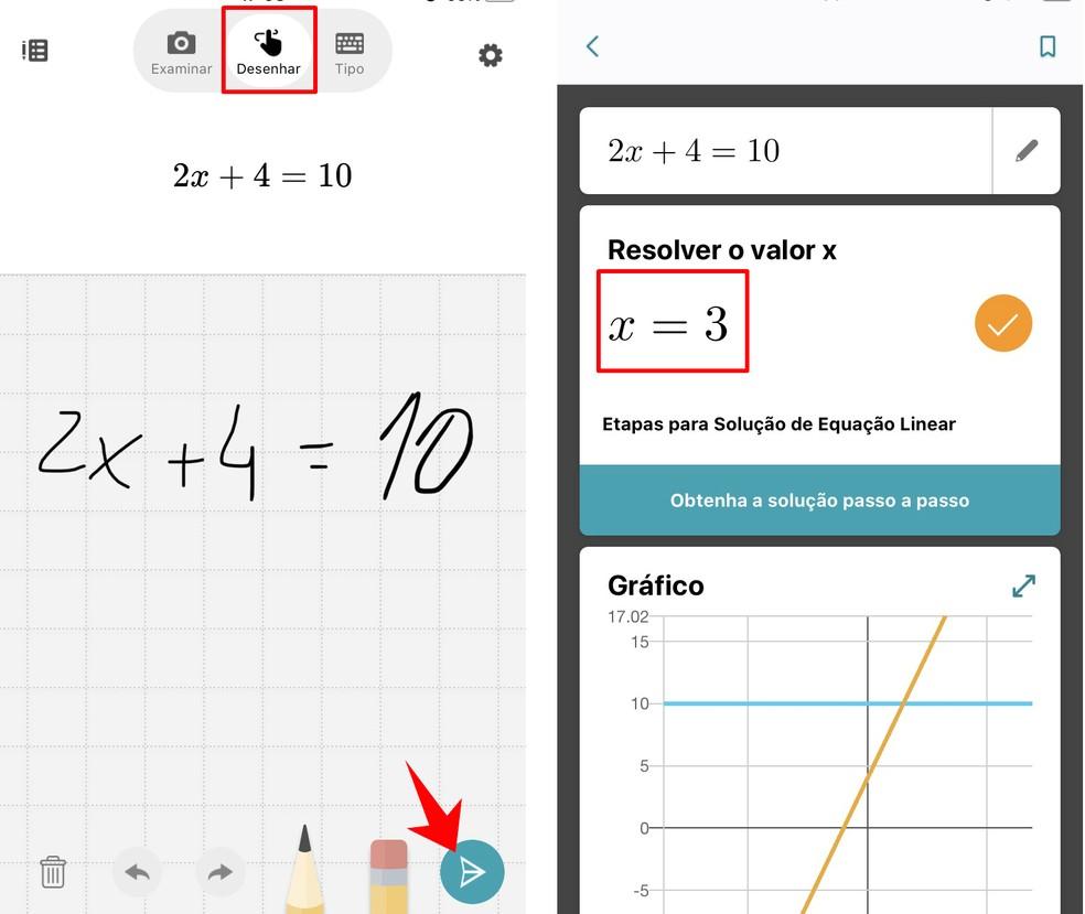 Aplicativo Que Resolve Contas De Matematica Como Usar O Microsoft Math Solver Educacao Techtudo