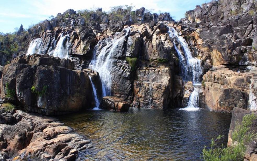 Universitário desaparece enquanto nadava em cachoeira na Chapada dos  Veadeiros, em Alto Paraíso de Goiás | Goiás | G1