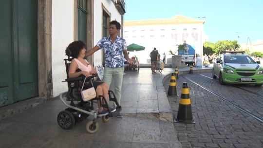 Projeto @BoraMesmo traz Salvador através do olhar de uma pessoa com deficiência física