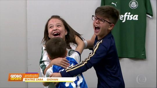 Maldição dos Cornetinhas chega ao fim com vitória do Palmeiras