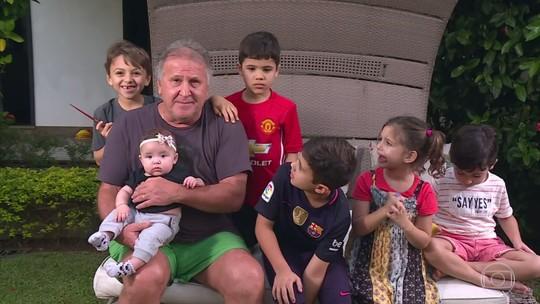 Dia dos Avós: netos mandam recadinhos pros avós famosos