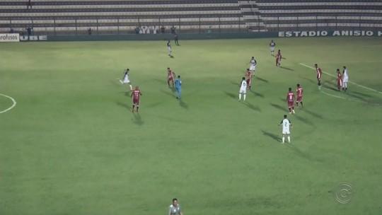 Com golaço de fora da área, Rio Preto vence Taboão da Serra na Série A3 do Paulistão