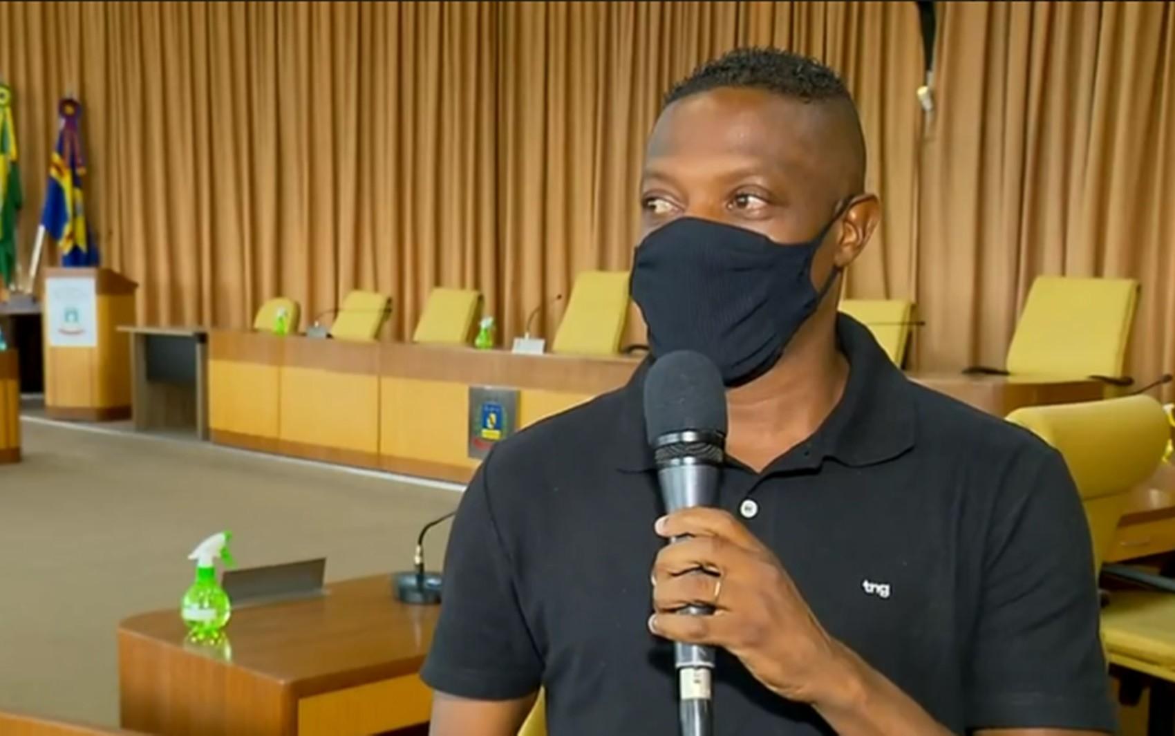 Polícia Civil abre inquérito para investigar injúrias raciais contra presidente da Câmara de Três Corações; OUÇA ÁUDIO