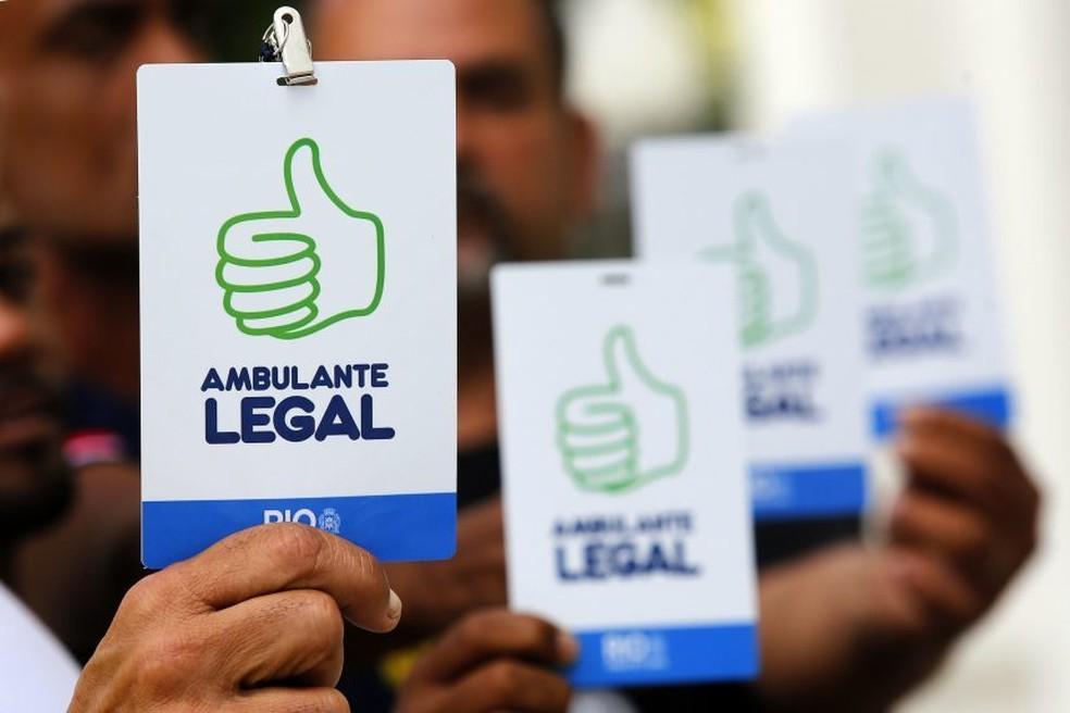 Resultado de imagem para ambulante legal