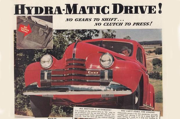 A Oldsmobile foi a primeira marca da GM a lançar o Hydra-Matic (Foto: Divulgação)