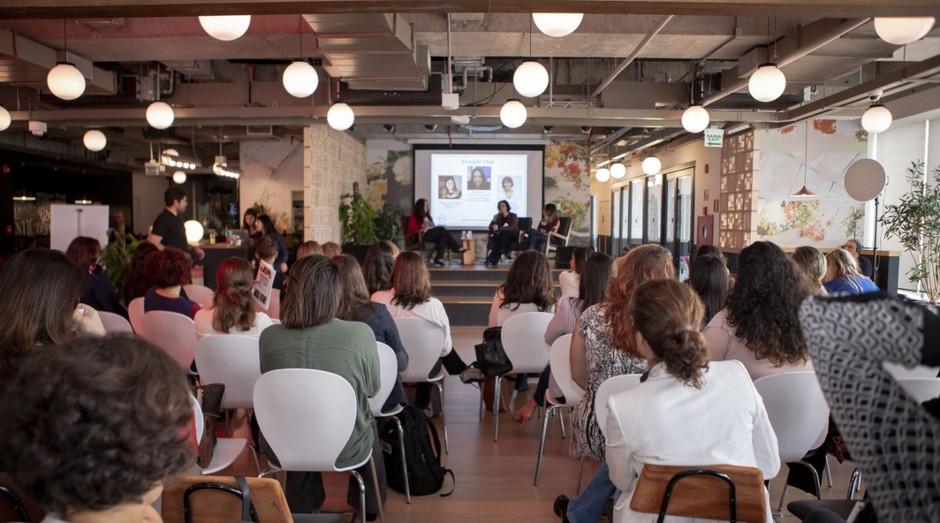 Primeira edição do Women Funding Women aconteceu em São Paulo (Foto: Divulgação)