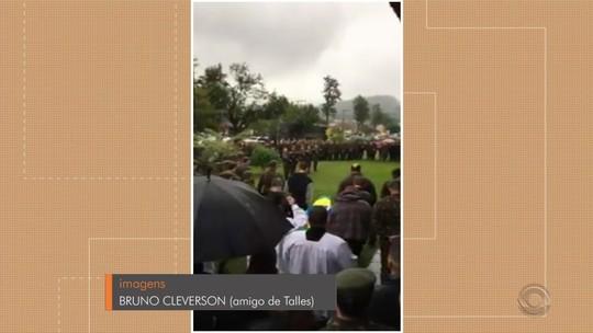 Soldado morre ao ser baleado por outro militar dentro de batalhão em Sapucaia do Sul