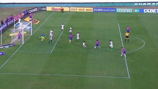 Melhores momentos: Guarani 2 x 3 Fortaleza pela 20ª rodada da Série B do Brasileiro