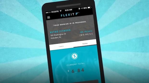 flexit (Foto: Reprodução/Flexit)