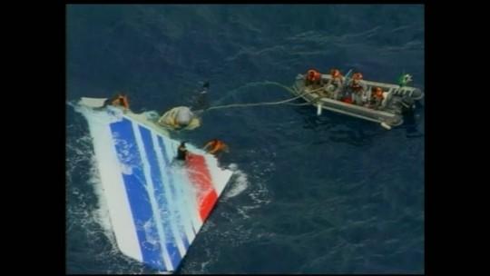 Acidente com o voo da Air France completa 10 anos