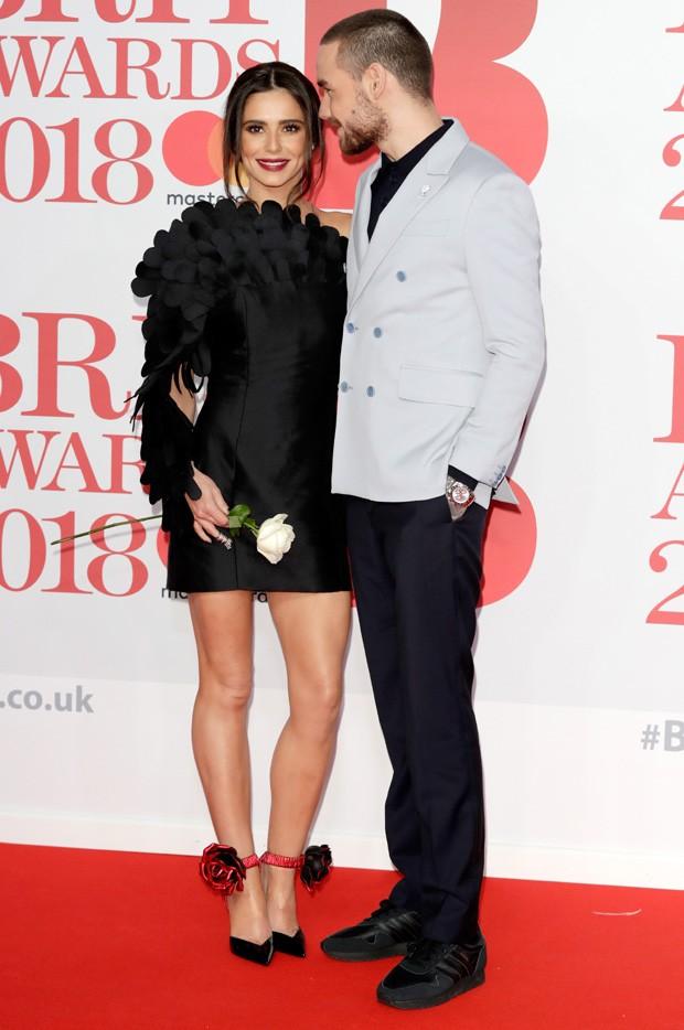 Cheryl e Liam Payne (Foto: Getty Images)
