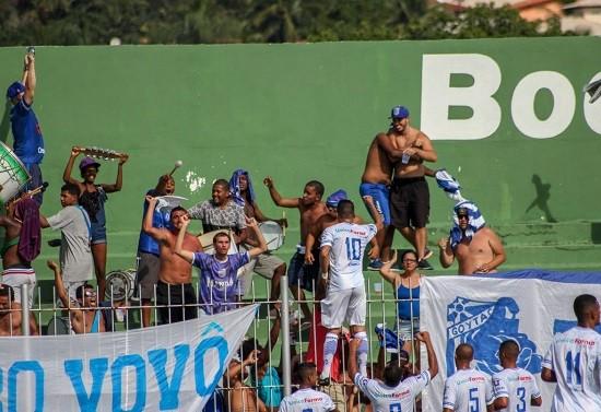 Goytacaz venceu o Bonsucesso por 3 a 1, mas ficou fora da fase final do Carioca