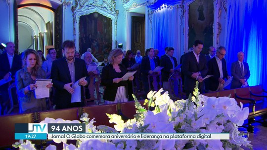 Missa no Rio celebra 94 anos de fundação do jornal O Globo