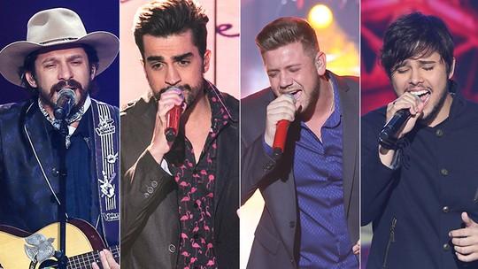 Veja como ficaram os times do 'The Voice' após a 2º noite de 'Shows Ao Vivo'