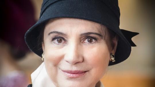Regina Duarte será francesa misteriosa em 'Tempo de Amar'