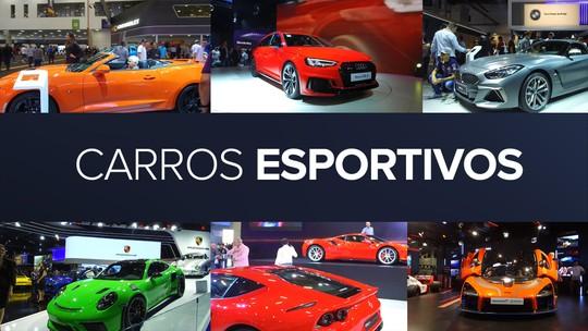 Guia do Salão do Automóvel 2018: superesportivos
