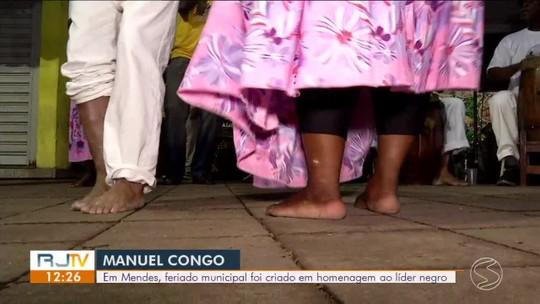 Mendes celebra pela primeira vez dia da consciência negra, em homenagem a Monoel Congo
