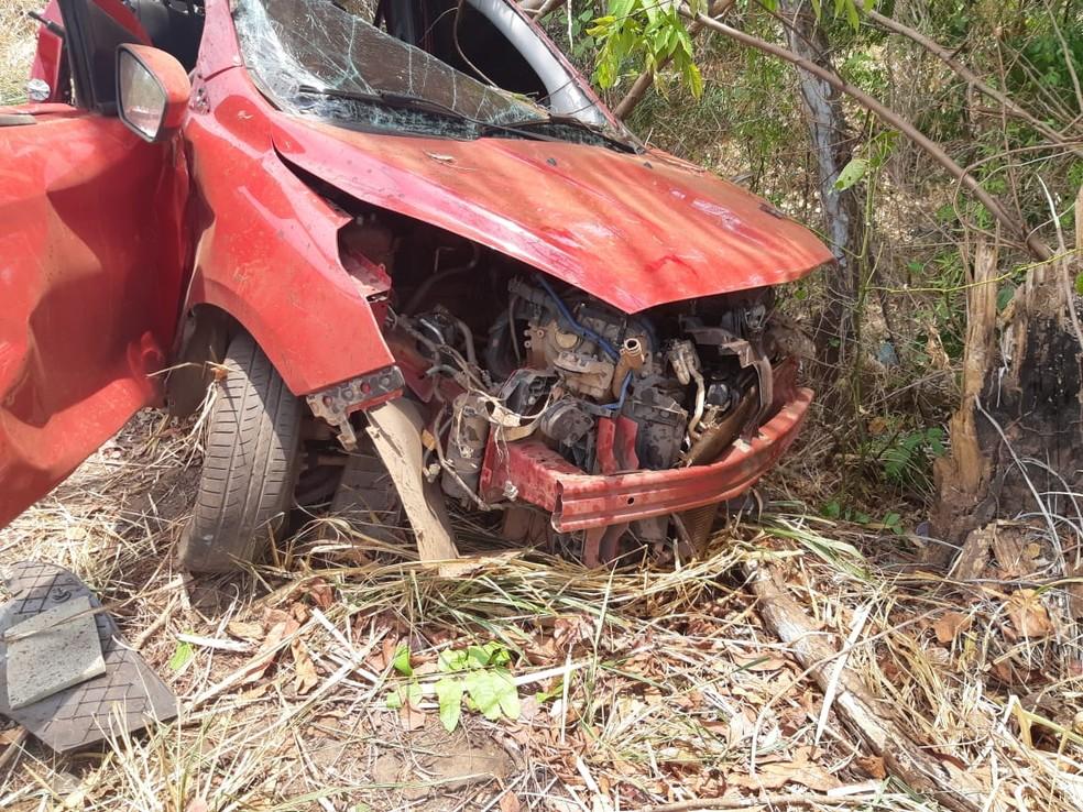 Jovem de 29 anos morre após colidir com caminhão na BR-010 no MA — Foto: Divulgação/Polícia Rodoviária Federal