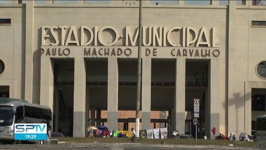 Empresas internacionais poderão disputar concessão do Pacaembu, e vencedora terá direito de usar nome no estádio