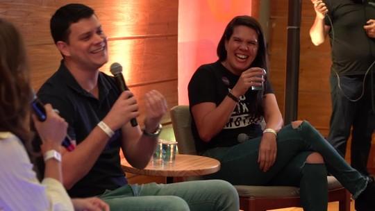 Menos30 Fest: empreendedores falam sobre os desafios do cotidiano em palestra