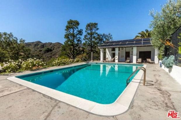 Mansão de Tyra Banks tem vista para as montanhas em Los Angeles (Foto: Divulgação)