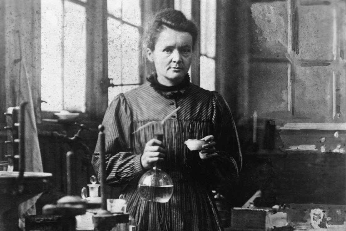 Marie Curie (Foto: Wide World Photos/Underwood and Underwood, New York/Wikimedia Commons)